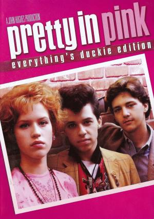 Pretty In Pink DVD = MOLLY RINGWALD = REGION 4 AUSTRALIAN RELEASE ...