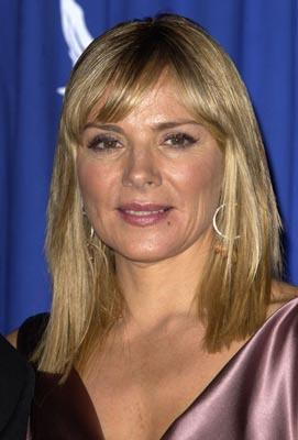 Kim Cattrall Emmy Creative Arts Awards - 9/13/2003