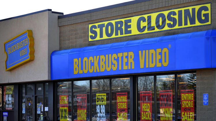 Dish to close rest of its Blockbuster stores in US
