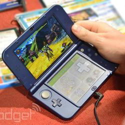 We just played with Nintendo's New 3DS: Finally, an extra analog stick