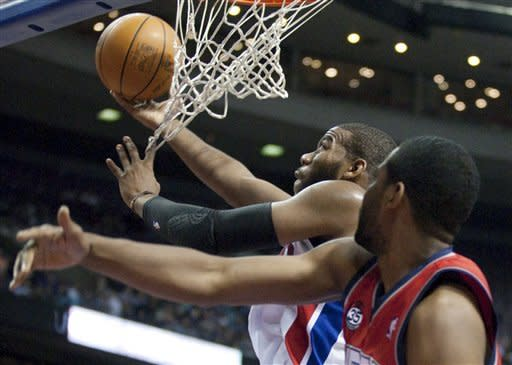 Pistons win 4th straight, 109-92 over Nets