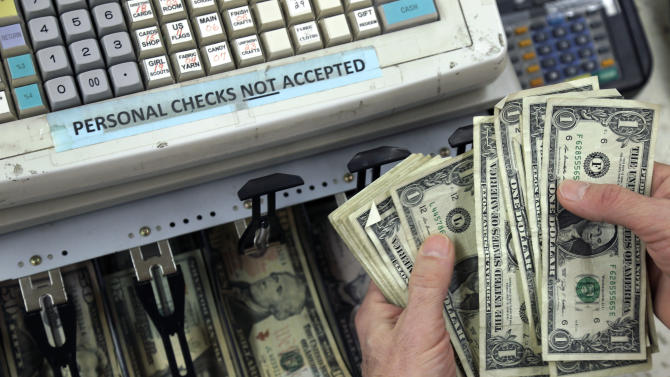 US consumer spending, income jump in February