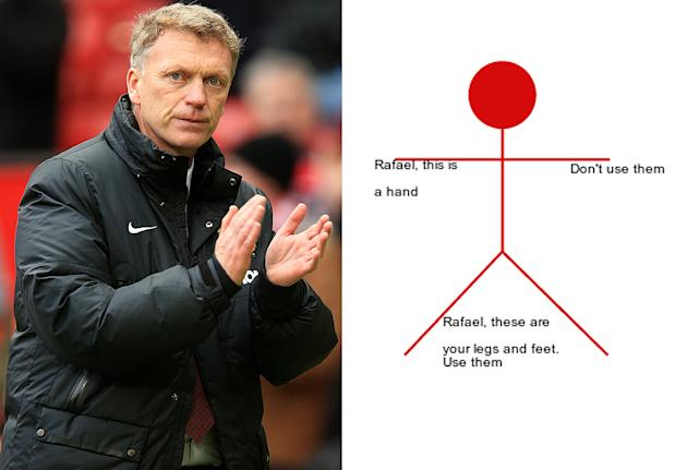 Tactics Bored: How David Moyes can turn things around
