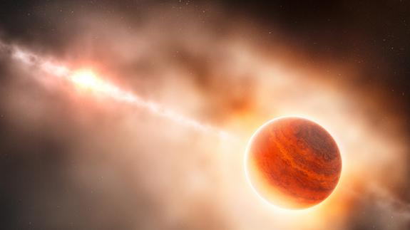 Mystery of Gas Giant Planets' Death Spiral May Be Solved