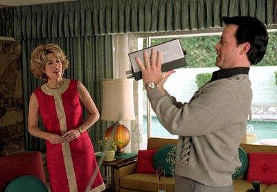 Rita Wilson as Anne Crane and Greg Kinnear as Bob Crane in Sony Pictures Classics' Auto Focus