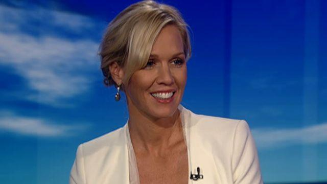 Jennie Garth's healthy smile tips