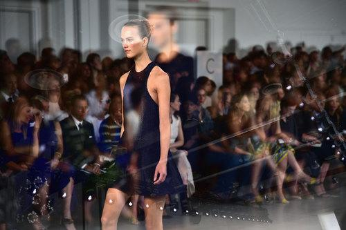 Clickage: The History of NYFW; Brooklyn Is Down a Celebrity