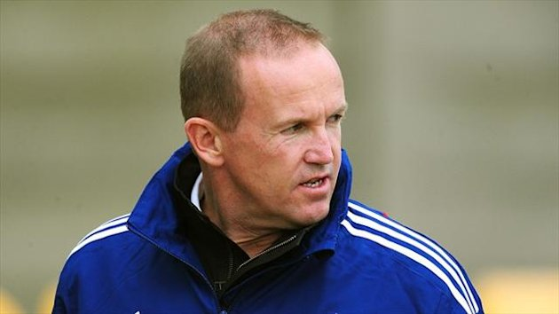 Andy Flower says he has not thought beyond the tour to Australia