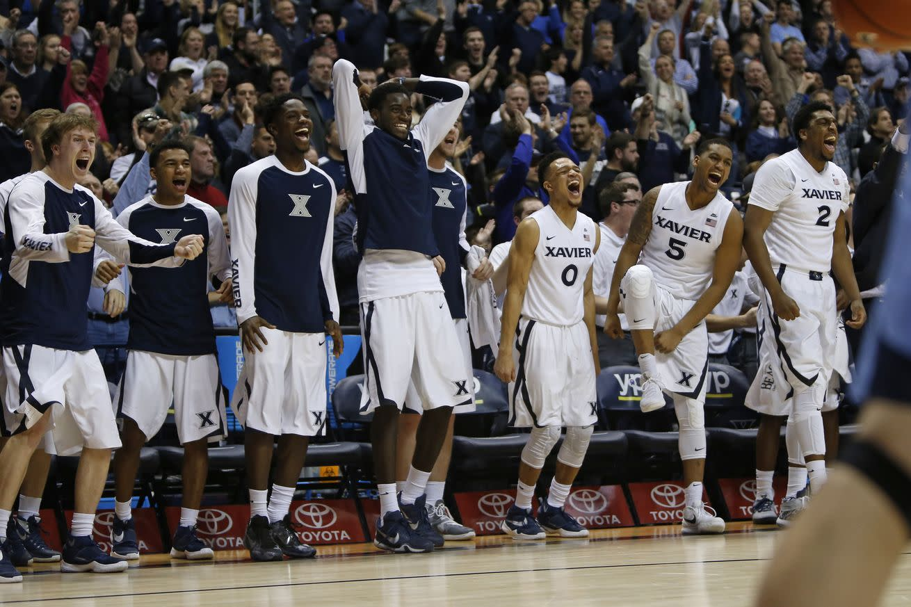 Bracketology 2016: Xavier ascends to top line after chaotic weekend