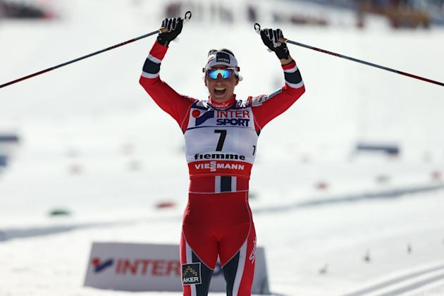 Cross Country: Women's Mass Start - FIS Nordic World Ski Championships