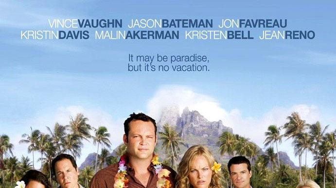 Couples Retreat Poster Production Stills Universal 2009