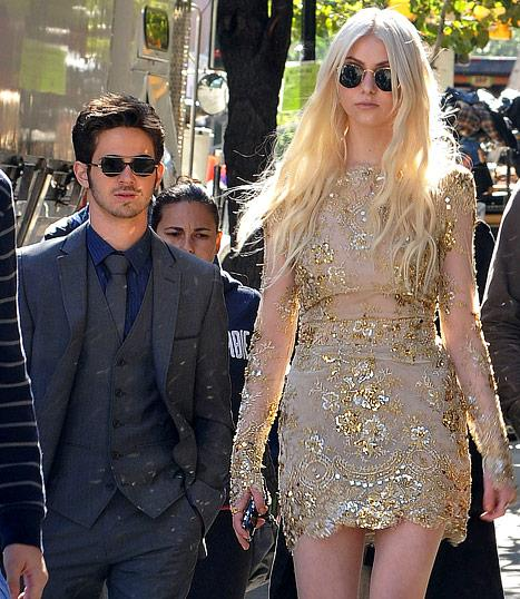 Taylor Momsen, Connor Paolo Return for Gossip Girl's Final Season