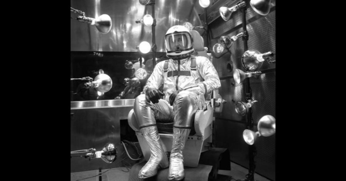 19 Photos Of U.S. Spacesuits Over The Years