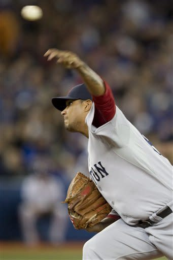Red Sox rally in 9th inning to beat Blue Jays 4-2