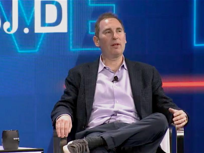Lots of Amazon's projects have failed...and that's ok, says Amazon's Andy Jassy