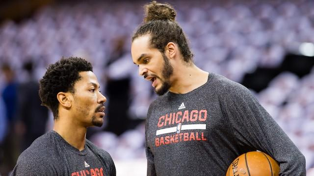 New York Knicks Expected To Sign Joakim Noah When NBA Free Agency Opens