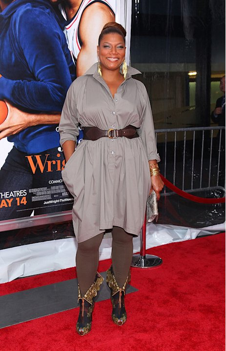 Just Wright NY Premiere 2010 Queen Latifah