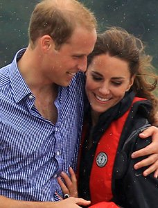 William - Kate Dihantui Kutukan Istana Kensington