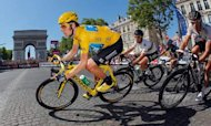 Wiggins On Track For Olympics After Tour Win
