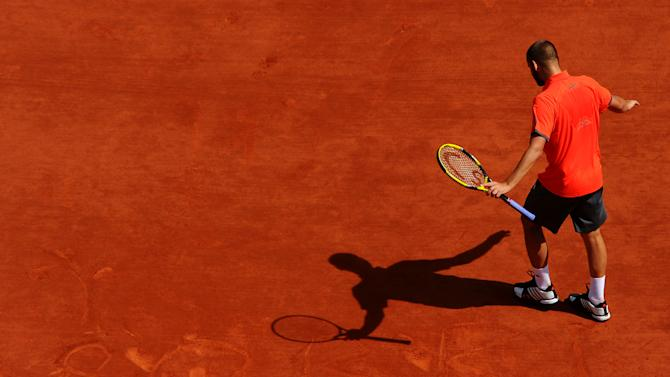 2012 French Open - Day Seven