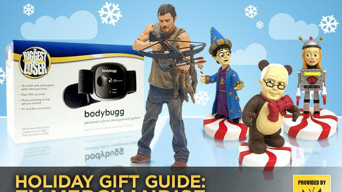 Holiday Gift Guide: TV Merchandise