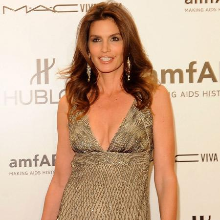 2. CINDY CRAWFORD