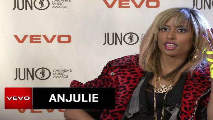 VEVO News Interview