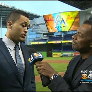 Jim Berry Goes 1 On 1 With Giancarlo Stanton
