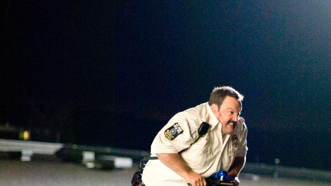 Kevin James Paul Blart: Mall Cop Production Stills Columbia 2009
