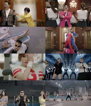PSY sets another YouTube milestone with 'Gentleman' music video
