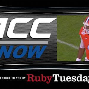 True Freshman Deshaun Watson Playing Key Role for Clemson | ACC Now
