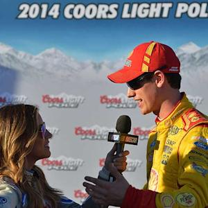 Out Front with Miss Coors Light: Kobalt 400