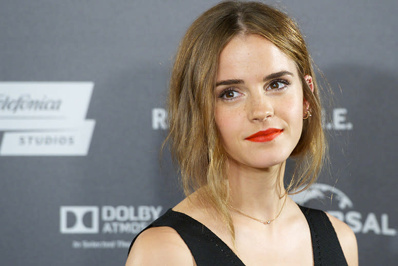 Emma Watson Proves Ethical Fashion Is Always in Style