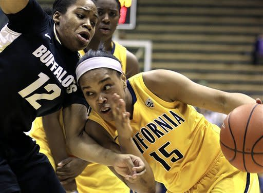 No. 7 California women rally past No. 20 Colorado