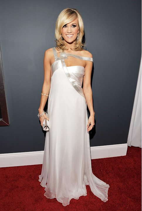 Underwood Carrie Grammys