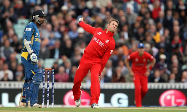 Cricket - ICC Champions Trophy - Group A - England v Sri Lanka - The Kia Oval