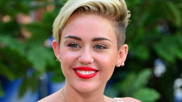 Miley Cyrus Reveals Inspiration For Pixie Haircut