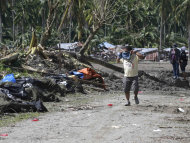 Typhoon Bopha, which unleashed floods in southern Philippines, has killed at least 714 people