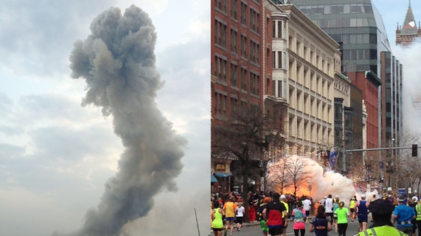 Meet the Man Who Witnessed Both the Boston Bombing and the Waco Explosion