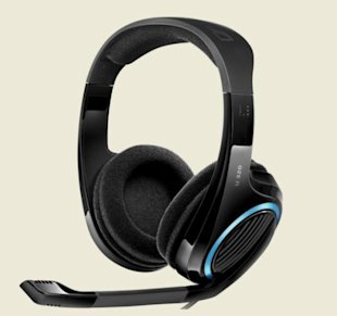 Sennheiser reveals its first multi-platform gaming headset.