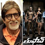 Amitabh Bachchan Finds New Zanjeer's Trailer 'Smashing'