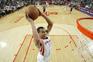 Dragic leads Rockets' rally over Lakers