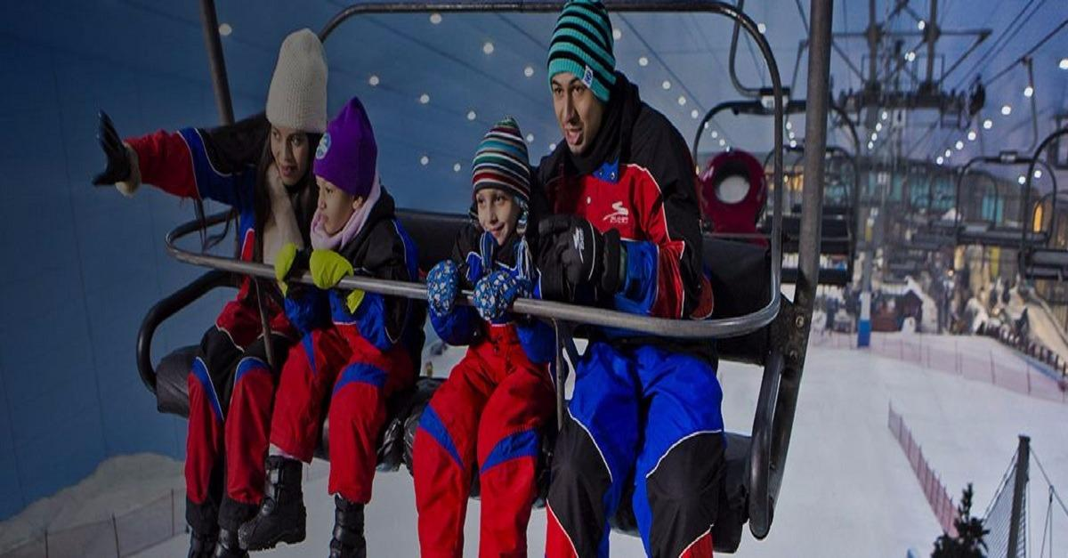 Make Family Time More Memorable In Dubai!