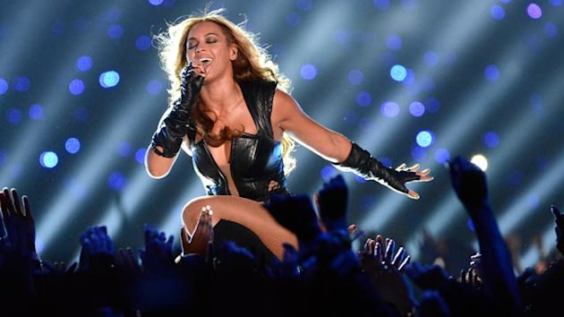 NFL: Blackout Not Beyonce's Fault (ABC News)