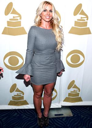 Britney Spears Wears Short Dress With Fanned Sleeves: Love It or Hate It?