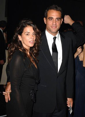 Annabella Sciorra and Bobby Cannavale Governor's Ball Emmy Awards - 9/18/2005
