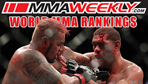 MMA Top 10 Rankings: Mark Hunt Edges Up Divisional Ranks With Explosive Performance