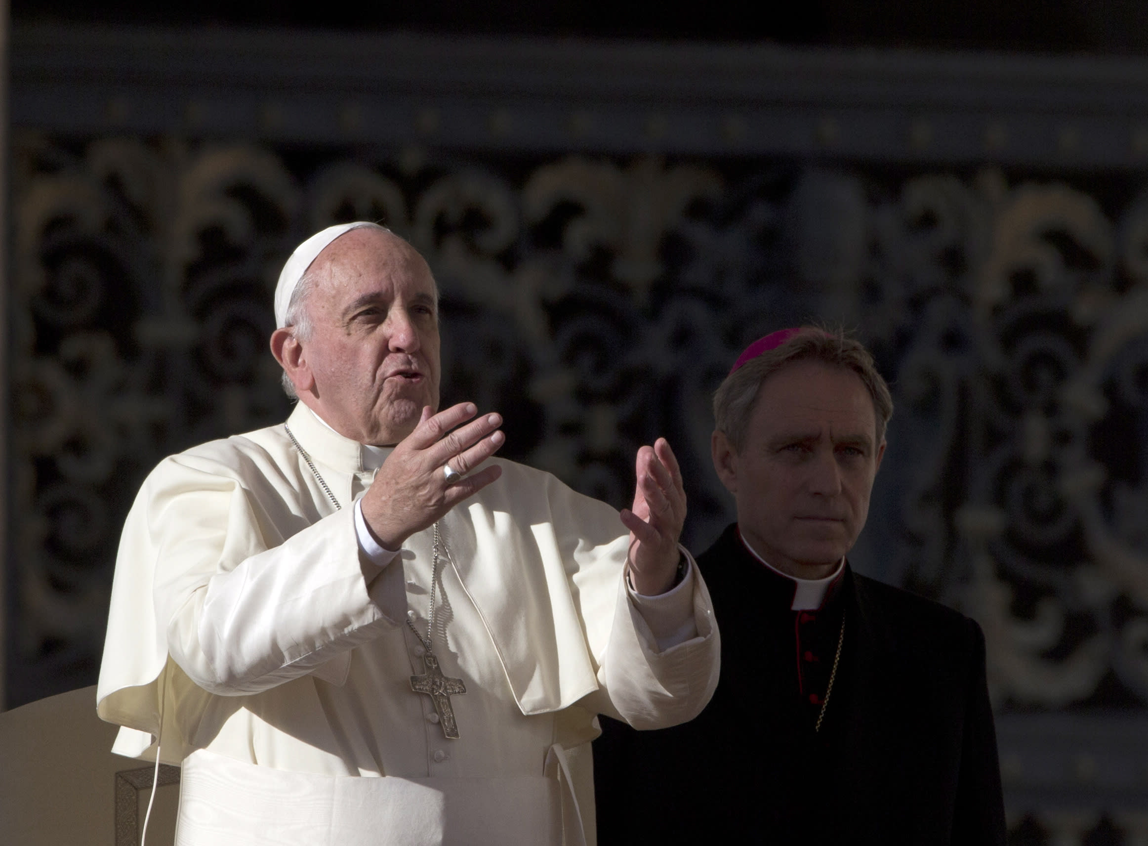 Pope Benedict helped free American from Cuba