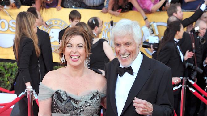 FILE: Dick Van Dyke Marries His 40-Year-Old Makeup Artist Arlene Silver