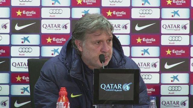 Cartagena match of 'vital importance', says Martino